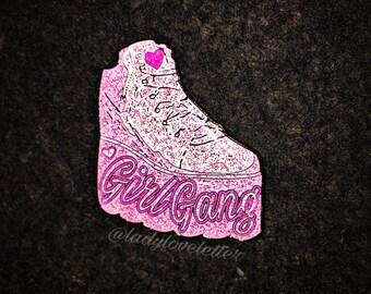 Girl Gang Pin