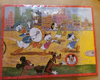 1960s Micky Mouse Club puzzle