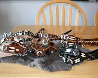 Handmade Authentic Western Boot Straps -- price reduced!  Now only 30 dollars a pair!
