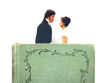 Mr. Darcy & Elizabeth Bennet Character Bookmark