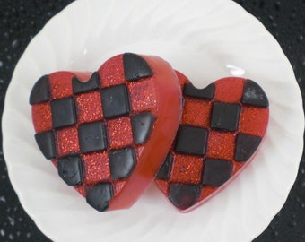 Queen of Hearts Soap