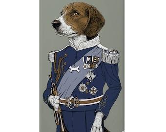 Regal Beagle iPhone Case, Beagle Galaxy Case, Dog Lover Phone Case, iPhone 5/5s Case, iPhone 6/6s Case, iPhone 7/7s Case, iPhone 8 Case