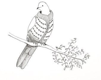 Custom Animal Drawing