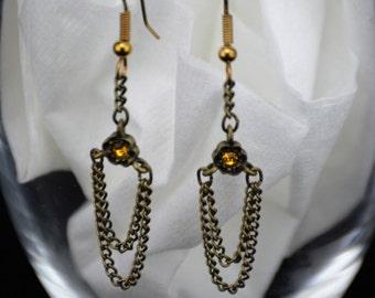 Victorian Elegance Earrings