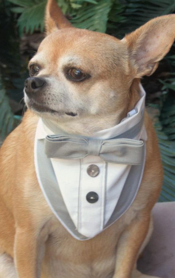 Dog Tuxedo Pet Wedding Clothes Pet Formal Wear Tuxedo Dog