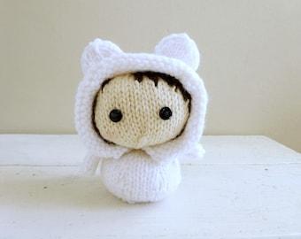 Cute Teddy Bear, Cute Stuffed Animal, Baby Doll, Teddy Bear Baby Leah