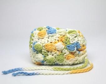 Soap Pouch, Soap Sack, Soap Bag, Soap Holder, Crochet Soap Saver, Spa Soap Cozy, Spa Bath Scrubbie, Shower Accessory, Gift Wrapped