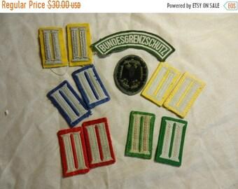 Spring Sale Vintage East German Uniform Insignia
