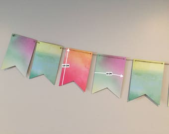 Banner decoration / party / games room