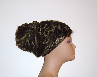 THE MAkEEDA HEaDWRAP- in Camoflauge or You Choose the Color