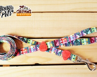 Personalized Leash Design Life Tribal