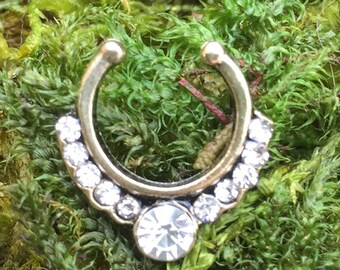 Septum Clip on Style 3