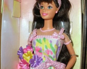 Vintage Avon Spring Petals Barbie