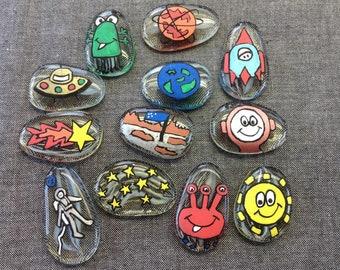 Story Stones - space adventures