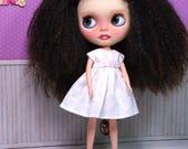 Blythe dress, blythe polk...