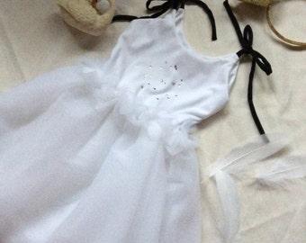 Swan lake tutu dress