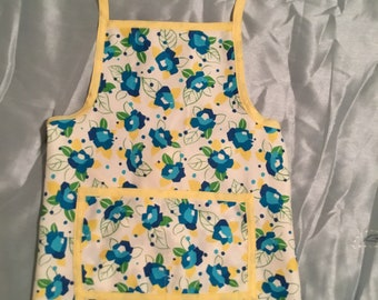 Children's, girls, apron