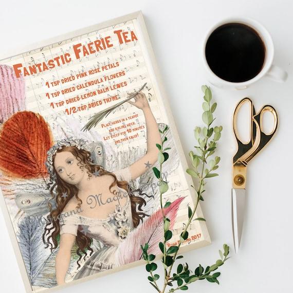 Fantastic Faerie Tea Recipe