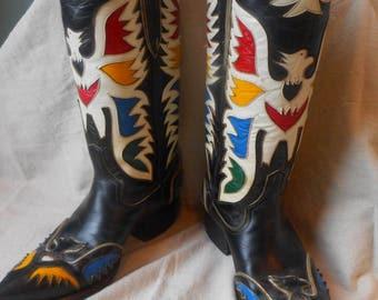 Four Eagle Boots