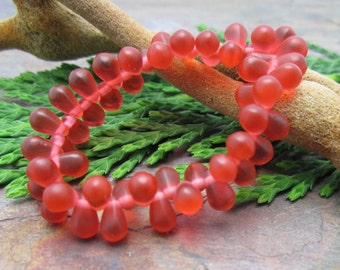 Pomegranate Tear Drops