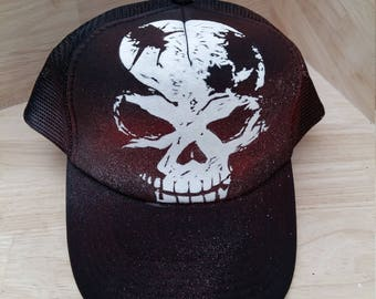 skull cap design