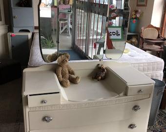 Hand painted dresser 30