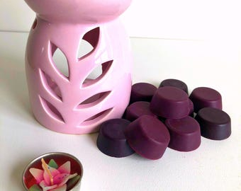 100%, Soy Wax Melts, Lavender, wax melts, Fragrant and Vibrant