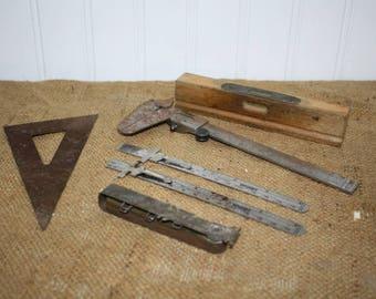Vintage Measuring Tools - item #2795