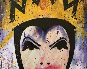 Evil Queen (Print)