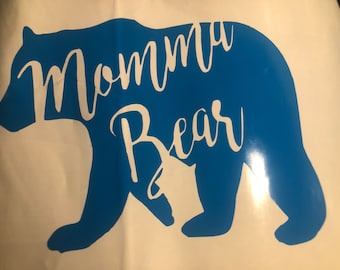 SALE Mom Decal
