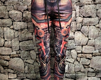 Steampunk leggings and/or belt (#4)  sold separately