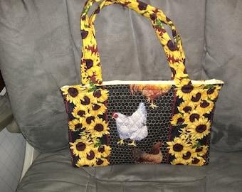 Chicken Bag, Chicken Purse, Chicken Accessories, Chicken Tote