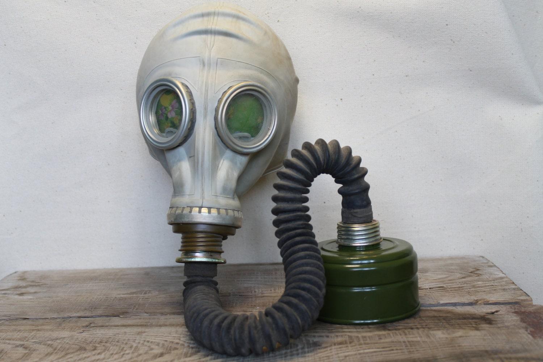 militaire masque gaz arm e sovi tique vintage. Black Bedroom Furniture Sets. Home Design Ideas
