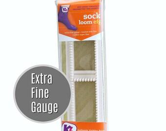 Sock Loom EFG Brand NEW in Original KB Package | Knitting Board Extra Fine Gauge | Loomahat