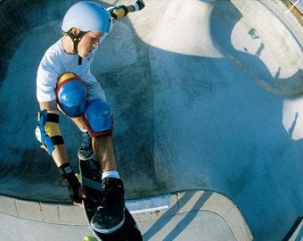 Skateboarding 5 Poster Set - Hosoi Caballero Mullen Swank Miller - 18 X 24