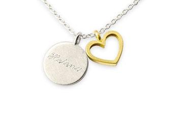 Muttertagsgeschenk, personalisierbare Mutterkette, Familienkette