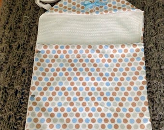 Bunting for little boy to sleep size 0-6 months
