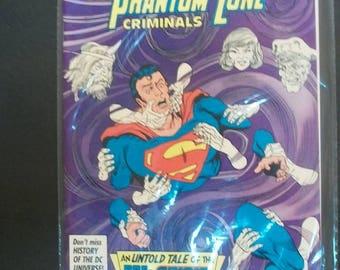 1986 DC Comics Presents #97 Superman And The Phantom Zone Criminals, General Zod,Zor-el Lara, 38 Pg Last issue VG-VF Vintage Comic Book