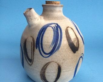 Vintage Studio Pottery Cruet Pitcher Jug