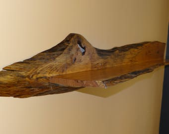 Duck Shelf -|- Live Edge Shelf -|- Rustic -|- Bedroom-Bath-hallway-home -|- Home Decor -|- Wall Art