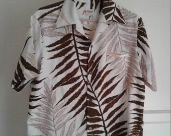 Mahalini for Liberty House Men's Resort Aloha,Shirt