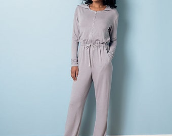 Butterick Pattern B6298 Misses' Romper and Jumpsuit