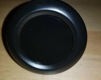 Round Handheld/Travel Scrying mirror.