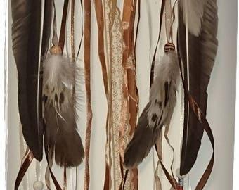 Medium brown Dreamcatcher