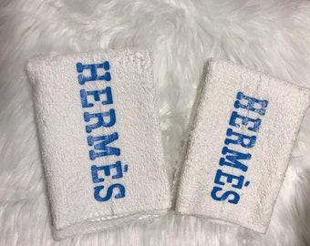 Designer Inspired Washcloths Set of 2-Cute Gift