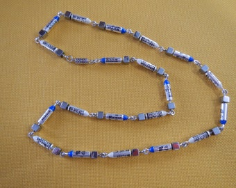 Thermal Cutoff Fuse Electronic Necklace