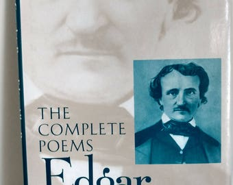 1994 The Complete Poems of Edgar Allan Poe - Barnes and Nobles copy