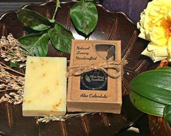 Aloe Calendula Soap