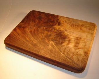 Walnut Crotch Wood Cutting Board