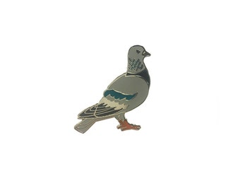 Pigeon - Enamel Pin